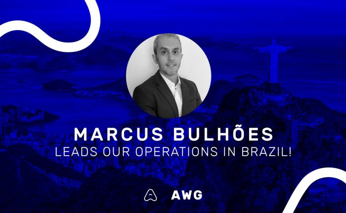 Marcus Bulhões leads our operations in Brazil