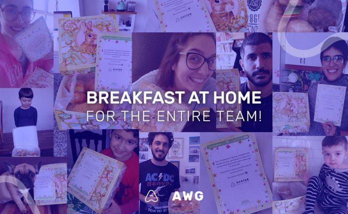 breakfast awg 1st Q 2020