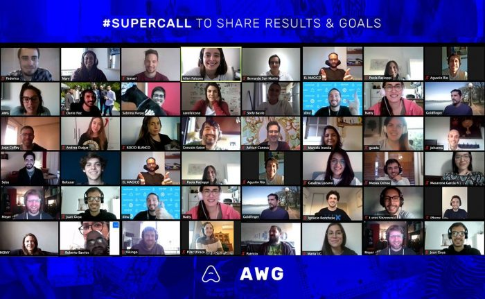 awg super call to share results