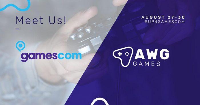 gamescom 2020 awg games